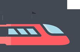 Реклама в поездах и электричках